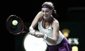 Kvitova demostró su potencial ante Sharapova