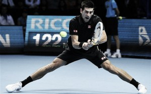 ATP World Tour Finals: Djokovic and Federer race to victory