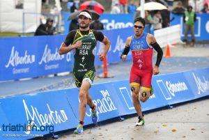 Javier Gómez Noya, a un paso de su quinto título mundial