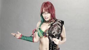 Asuka rompe el récord de más tiempo con el campeonato de NXT
