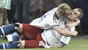 El Hamburgo se impone al Bremen y da un paso a la permanencia