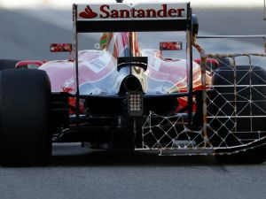 Primera jornada de test con Rosberg al frente