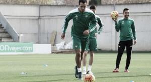 Damiao se estrena en el entrenamiento con el Betis
