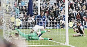 La suerte se alía con el Leicester