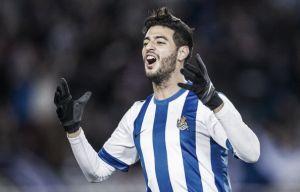 Real Sociedad 1-0 Eibar: Prieto's second-half strike wins three points