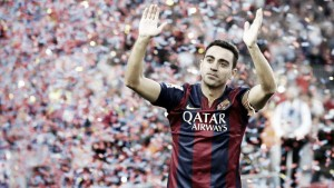 Xavi backs England for successful European Championship