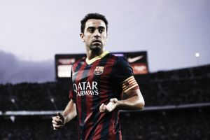 Xavi could be on his way out of Barcelona