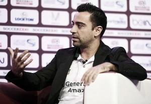 """Xavi critica saída de Neymar e demonstra surpresa: """"É raro alguém não querer ficar no Barça"""""""
