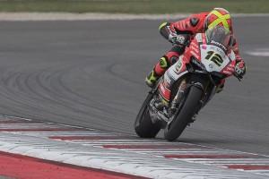 SBK, Jerez: Forés leader della prima sessione di libere