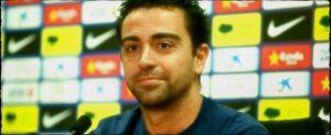 """Xavi """"Le but de Neymar peut être détérminant"""""""