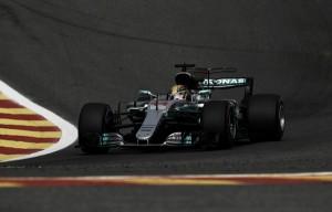 Lewis Hamilton iguala las poles de Michael Schumacher en el Gran Premio de Bélgica