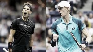 Rafael Nadal vence Kevin Anderson e conquista o título do US Open 2017 (3-0)