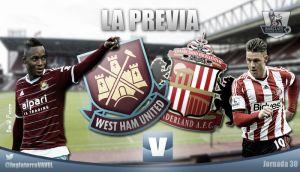 West Ham United - Sunderland: hora de despertar