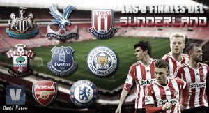 Las ocho finales del Sunderland