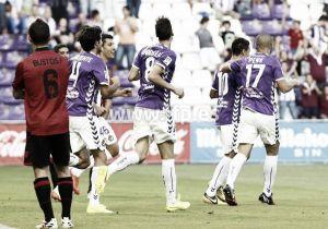 Jeffren y Leao guían a un intermitente Valladolid