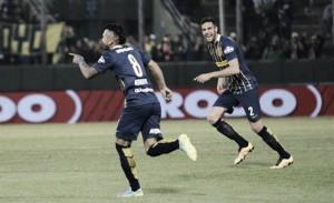 Rosario Central 2 - 0 Deportivo Morón : puntuaciones del 'Canaya'