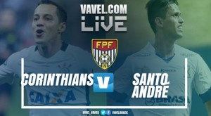 Santo André vence o Corinthians no Campeonato Paulista 2018 (2-1)