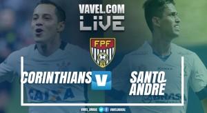 Resultado Corinthians x Santo André pelo Paulistão (0-2)