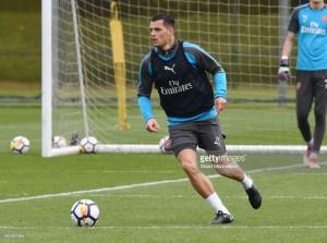 Granit Xhaka signs new Arsenal deal