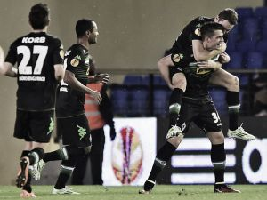 Villarreal 2-2 Borussia Mönchengladbach: Visitors come from behind twice to rescue a point
