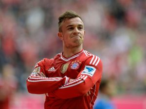 "Xherdan Shaqiri: ""I believe I will be staying at Bayern Munich"""