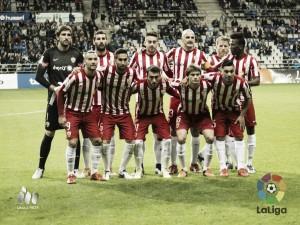Oviedo - Almería: puntuaciones, jornada 18