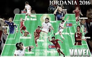 Mundial sub 17 Jordania, el once de VAVEL