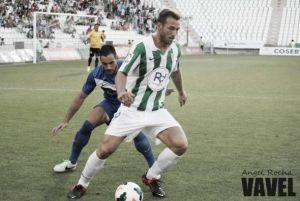 """Xisco: """"No hay tema Coruña. Soy jugador del Córdoba"""""""