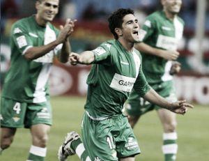 Yo jugué en el Real Betis: Xisco Muñoz