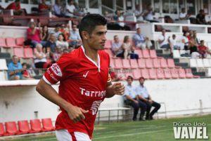 Xisco Campos anota el gol de la jornada 33 de Segunda División B