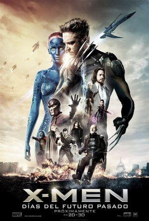 Una de tráilers: 'Transcendence' y  'X-Men: Días del futuro pasado'.