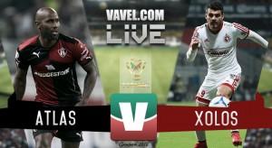 Atlas se despide de la Copa MX con triunfo sobre Xolos