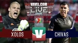 Xolos Tijuana vs Chivas en vivo en directo Liga MX 2018