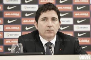 """Xavi Pascual: """"Es un reto importante hacer un buen partido fuera de casa"""""""