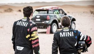 Dakar 2015: Mini, valiente ante sus 'nuevos'rivales