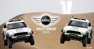Dakar 2014: el equipo X-Raid, a por su tercer Dakar