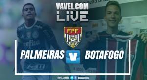 Resultado Palmeiras x Botafogo-SP noCampeonato Paulista 2017 (1-0)