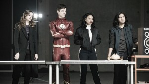 CRÍTICA: The Flash 04x14 - Subject 9