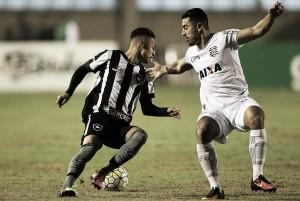 Botafogo e Figueirense travam duelo por objetivos opostos no Brasileirão