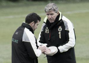 """Paco Fernández:""""Solo pensamos en traer los tres puntos"""""""