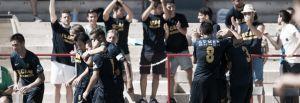 Los universitarios arrancan con matrícula de honor