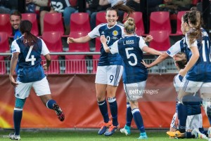World Cup 2019 qualification – Group 2: Scotland twice come from behind to keep hopes alive