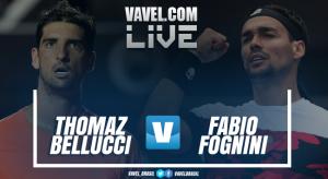 Thomaz Bellucci perde para Fabio Fognini pelo Rio Open 2018 (1-2)