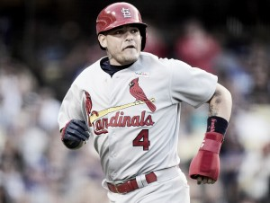Yadier Molina, St. Louis Cardinals win final game of series with 5-2 victory over Los Angeles Dodgers