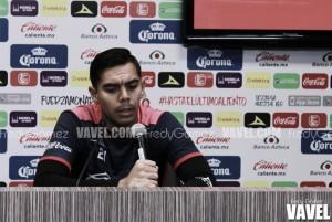 """Yair Urbina: """"Tengo que aprovechar esta oportunidad"""""""