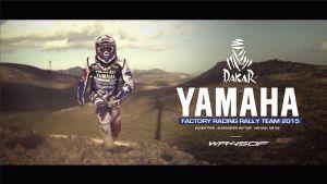 Dakar 2015: Yamaha, con doble y ambicioso proyecto