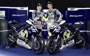 (Vídeo) Así es la Yamaha de Jorge Lorenzo y Valentino Rossi