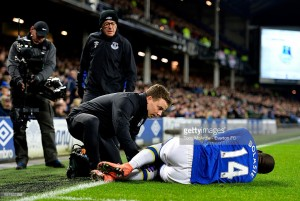 Dilemma for Koeman after Yannick Bolasie injury blow