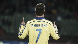 Yarmolenko marca la diferencia