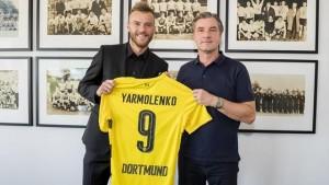 Borussia Dortmund - Ecco chi è Andriy Yarmolenko, il sostituto di Dembèlè